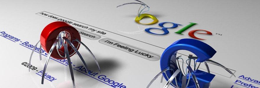 indexer par Google